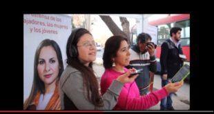 COBERTURA DE LA MOSQUITERA EN LAS PASO 2017: ESTAMOS Y SOMOS PARTE