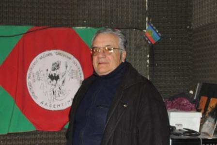 CARLOS BENEDETTO EN EL ESTUDIO: LOS DESAFÍOS DE LA 7722