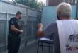 ABUSO POLICIAL EN UN CENS