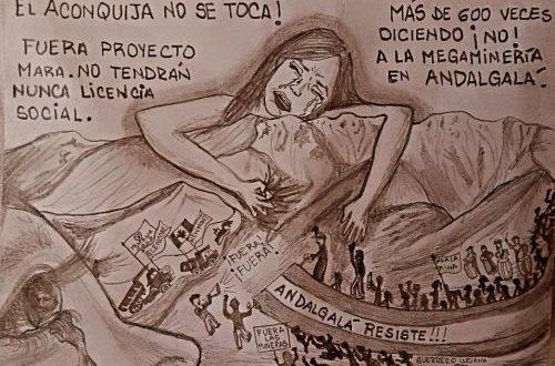 Dibujo: Luciana Guerrero